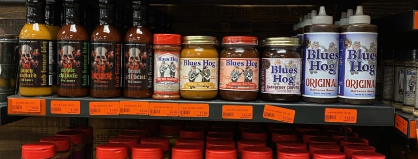 Traeger grilling spices and rubs at Burns Feed Store