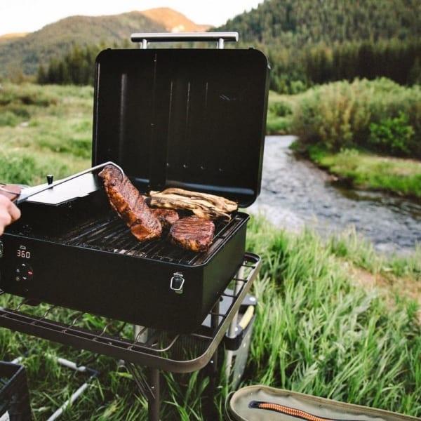 Wilderness grill Best outdoor grill Traeger Ranger Grill