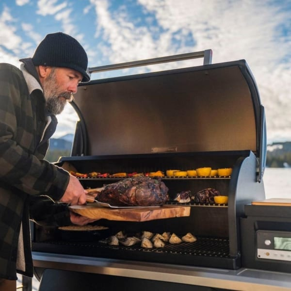 Traeger Timberline 1300 grill for sale in Portland